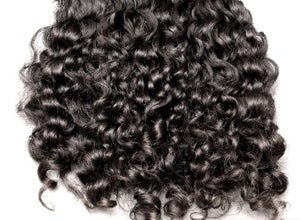Image of NAKED Collection - Virgin Indian Curly (MachineWefted)