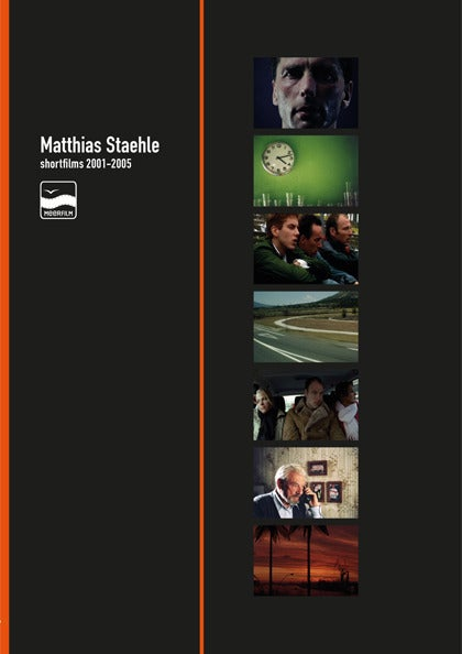 Image of Matthias Staehle shortfilms DVD