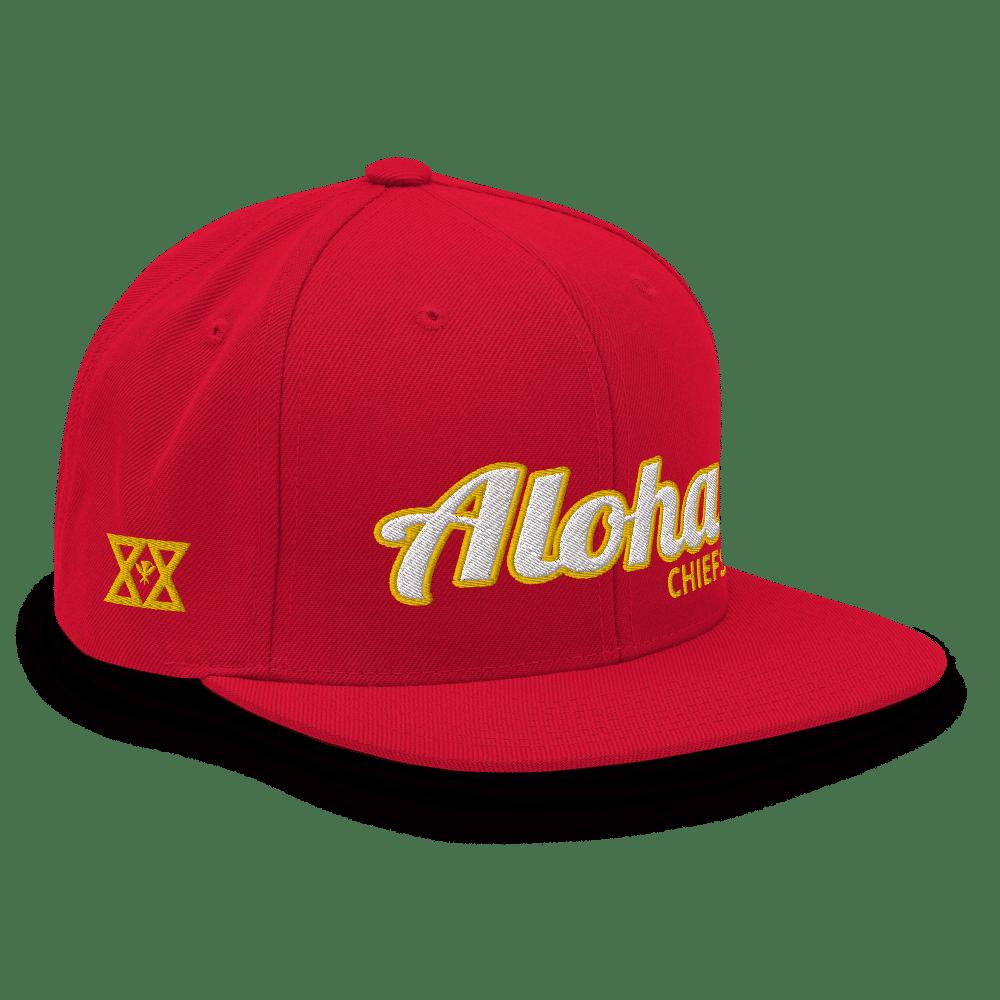 """Aloha """"Chiefs"""" Snapback"""