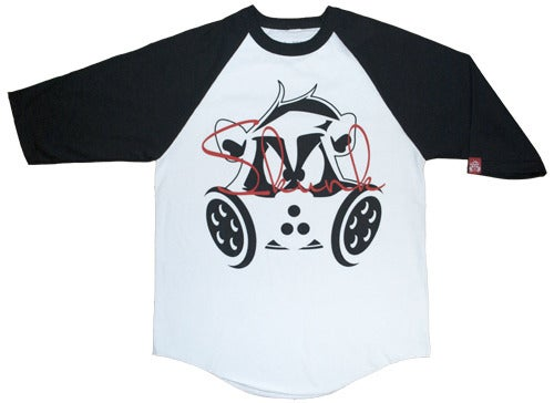 Image of Signature Raglan | Black