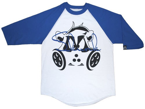 Image of Signature Raglan | Royal Blue