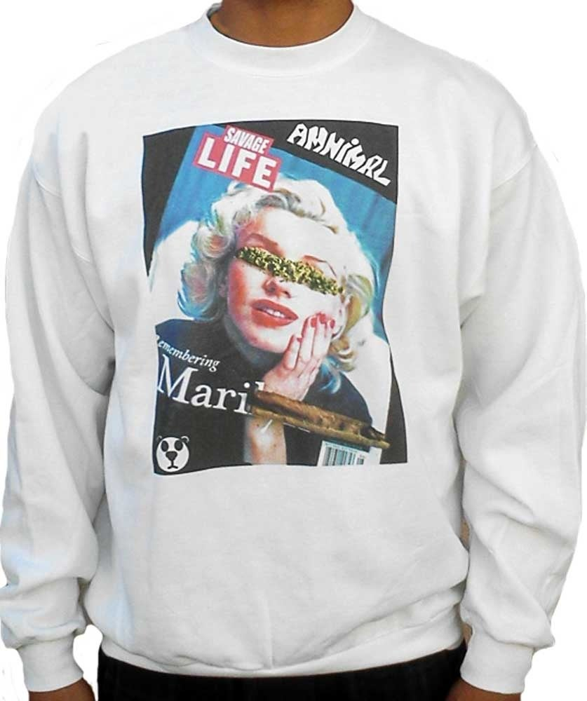 Image of Savage Life Crew (White)