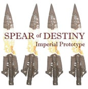 "Image of SPEAR OF DESTINY  STUDIO ""Imperial Prototype"" CD"