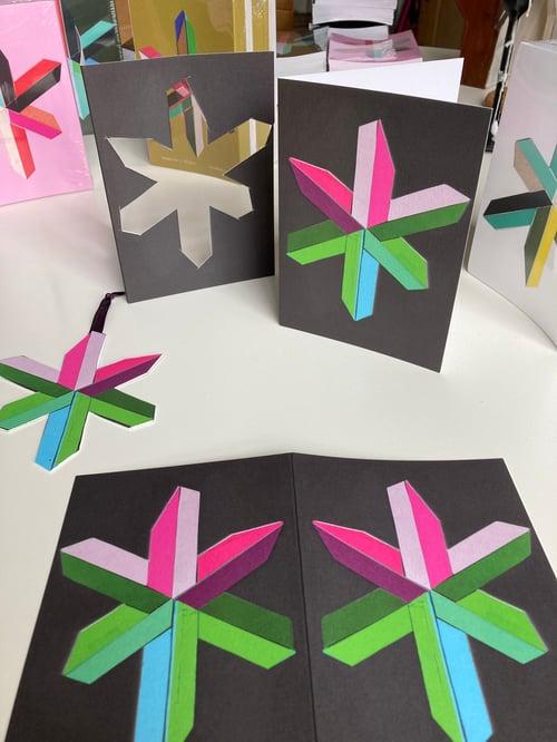 Image of Brutalist Star set of cards