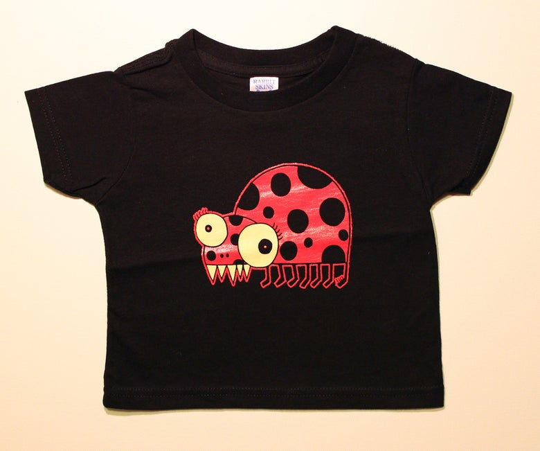 Image of Lady Bug Toddler Shirt