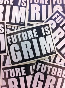 Image of Future Is Grim Sticker Bundle (50)