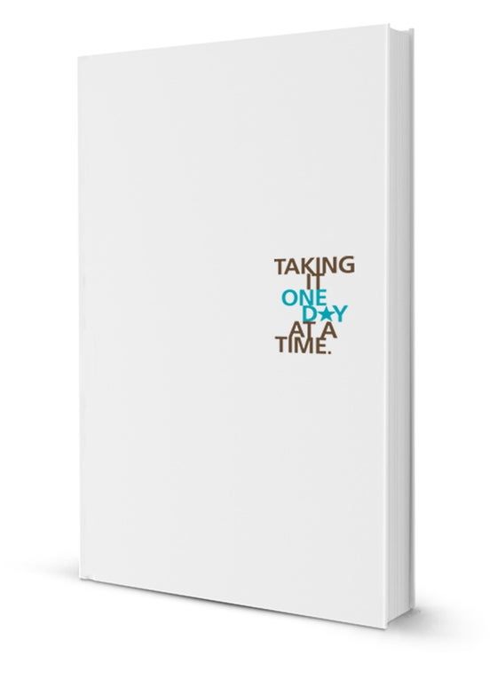 Image of One Day At A Time, Dream Planner,  Journal