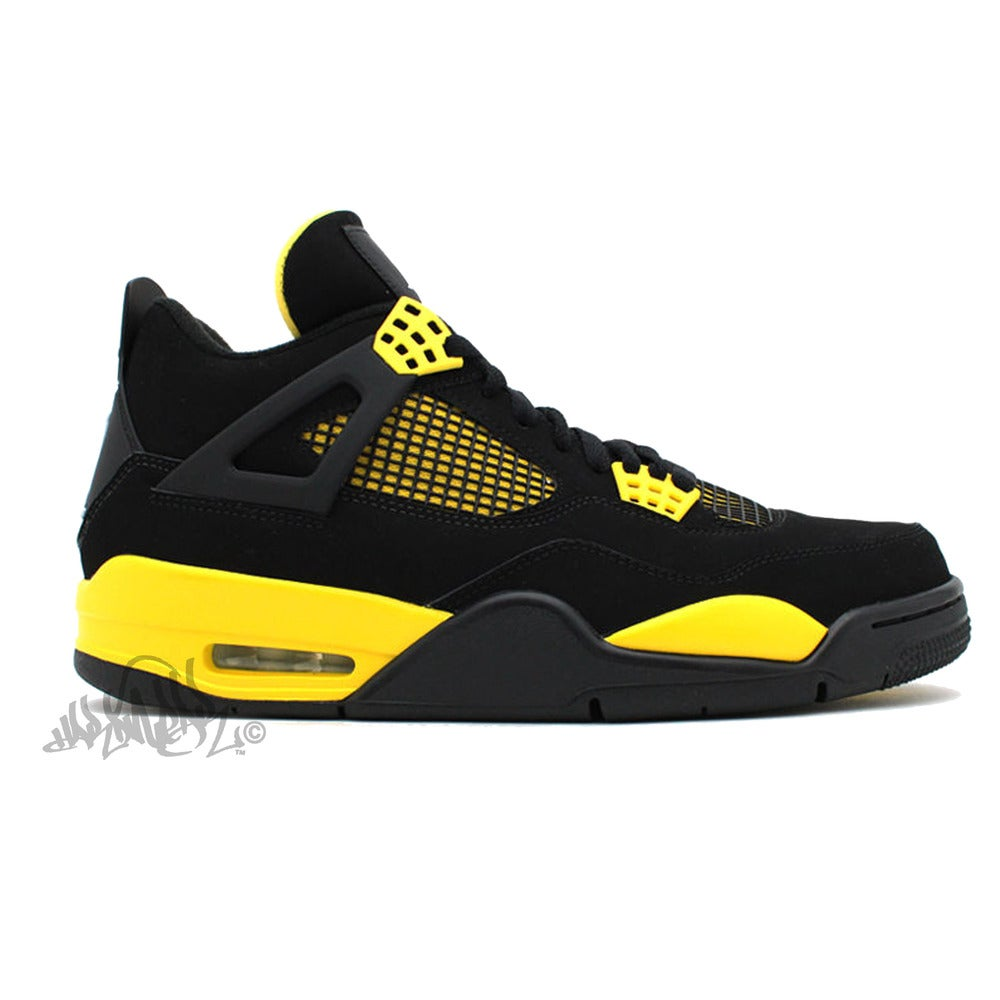 Image of AIR JORDAN 4 - THUNDER - 308497 008