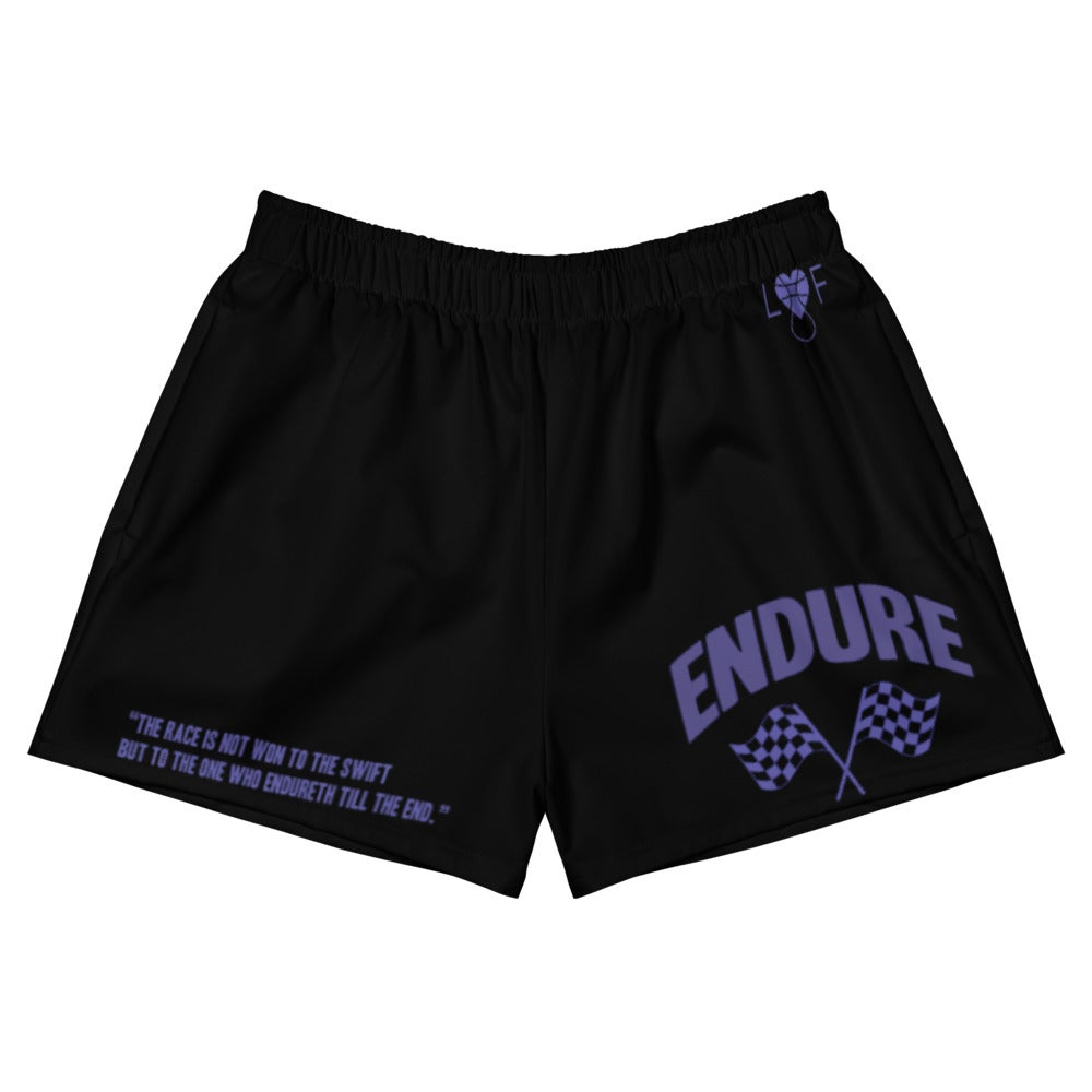 Image of Women's Athletic Endure Short Shorts (Yr4 Color way)