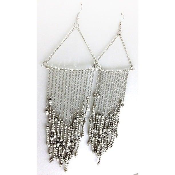 Image of Exclusive Tiered Waterfall Earrings