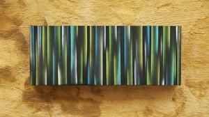 """Image of Canvas - 20cm x 50cm """"Stripes 4"""""""