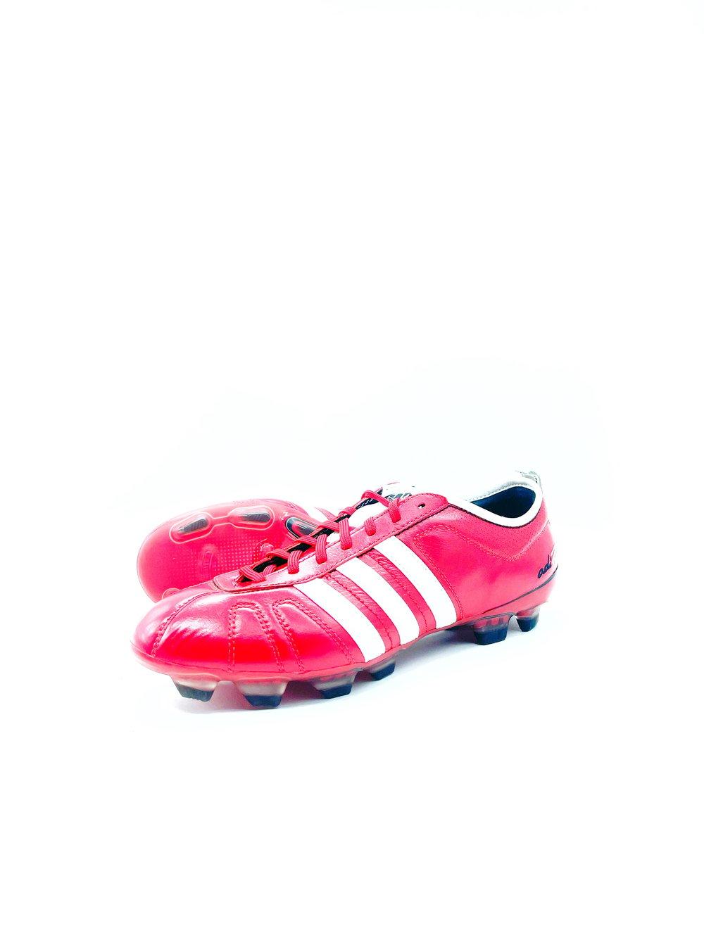 Image of Adidas Adipure IV FG red