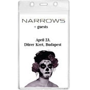 Image of Narrows concert ticket