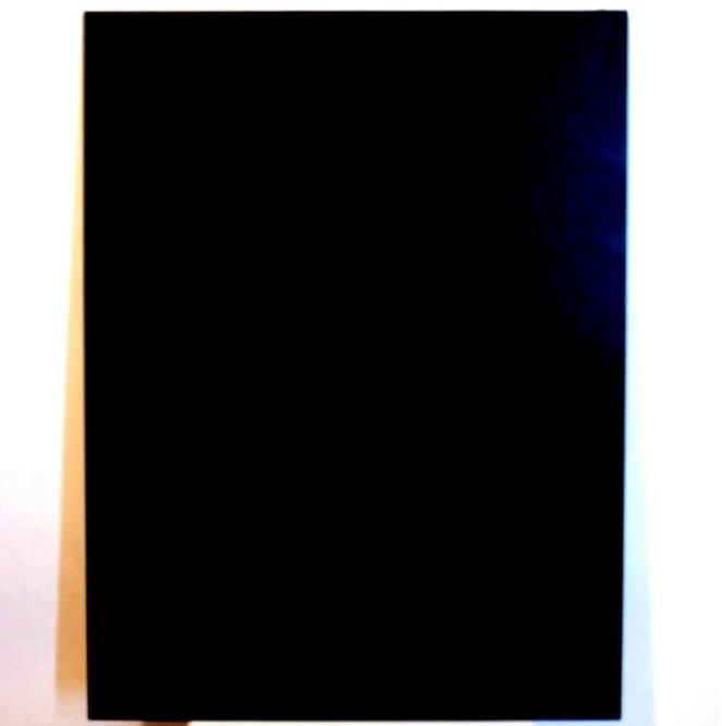Image of Frameless Chalkboard (A1 size)