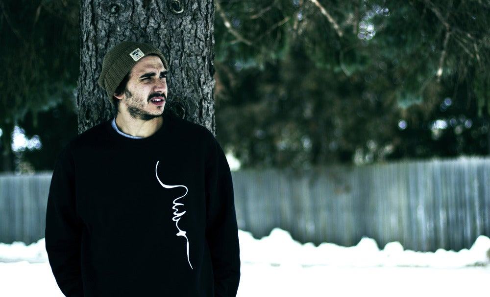 Image of String Crew Sweatshirt