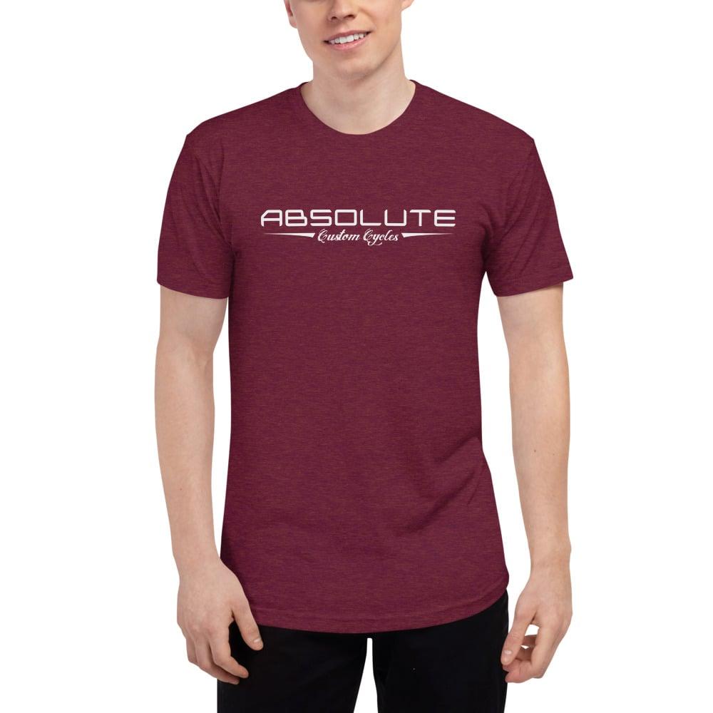 Image of Unisex Tri-Blend Track Shirt