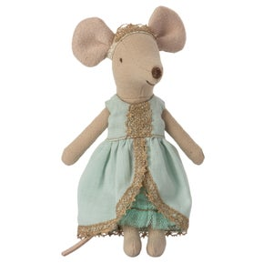 Image of Maileg - Princess And The Pea Mouse (Pre-order)