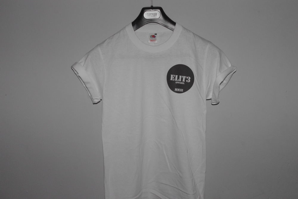Image of Black Circle Tee