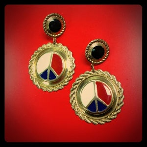 Image of Peace Out Earrings