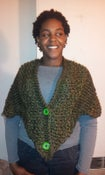 Image of Forest Tweed Shawl