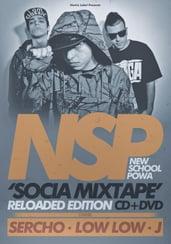 NSP - SOCIA MIXTAPE RELOADED EDITION (CD+DVD) - HONIRO STORE