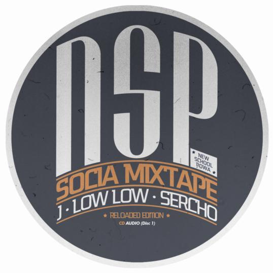 NSP - SOCIA MIXTAPE RELOADED EDITION (CD+DVD) - HONIRO STORE