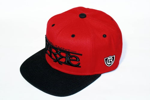 Image of BARRÈ x STARTER Red/ Black