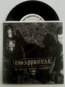 "Image of Disapproval - El Monte Youth Authority 7"" EP"