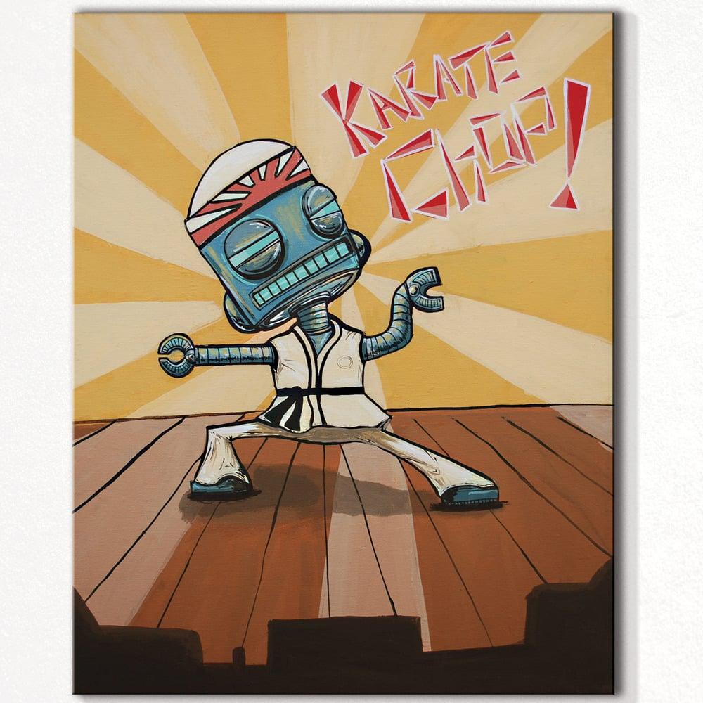 Image of Karate Chop!