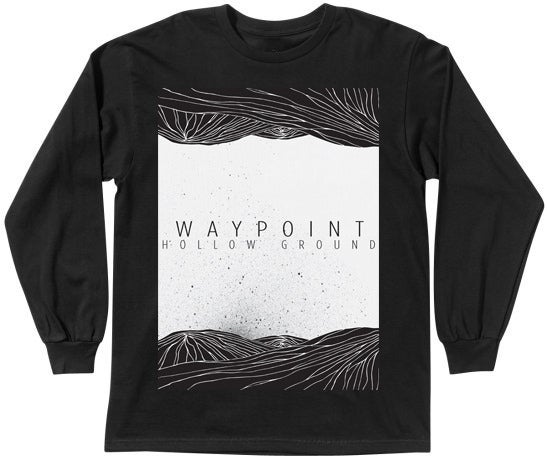 Image of Hollow Ground Longsleeve