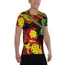 Image 2 of Zebra Neuro Relaxed Fit Athletic T-shirt