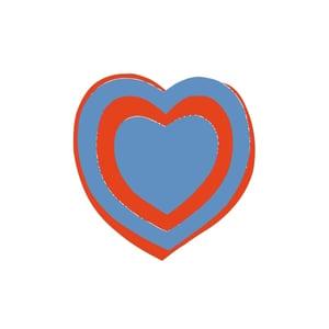 Image of HEART (white)