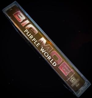 """Image of BIG MOE """"Purple World"""""""