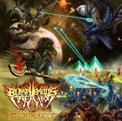 Image of Blasphemous Creation - Battle Of The Ancients CD