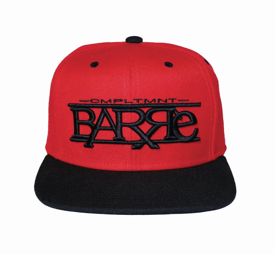 Image of BARRÈ x STARTER Red/ Black