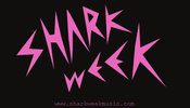 Image of Shark Week Logo Sticker