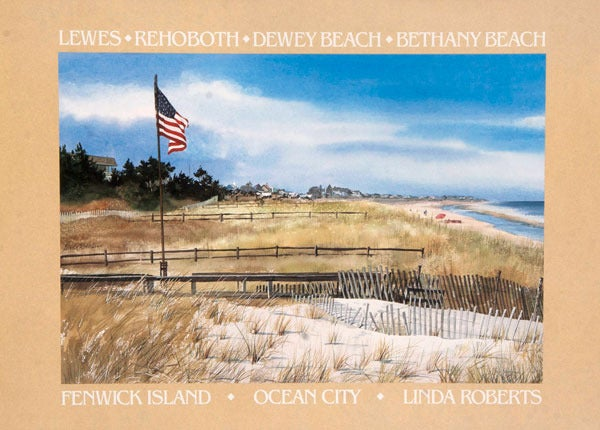 Image of Beaches Poster