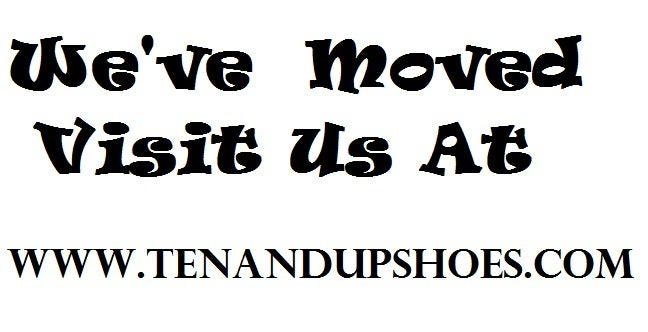 Image of We've Moved! Please visit www.tenandupshoes.com