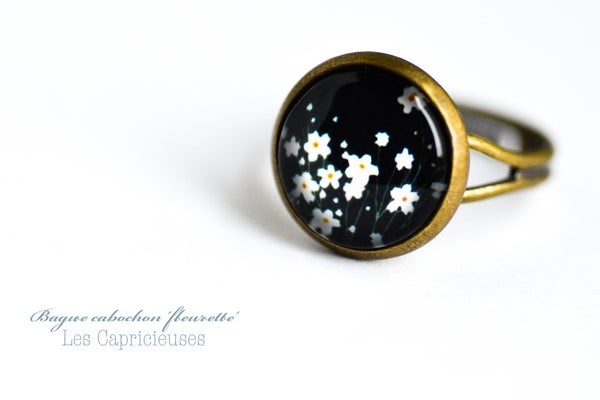 Image of Bague Fleurette Japon