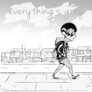 Image of Everything's Grey - LTD Edition Mini Comic