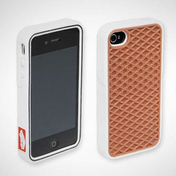 quality design 3f2b3 ddbaa Vans Waffle Sole iPhone Case - White