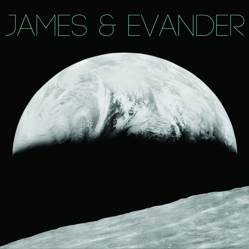 Image of James & Evander - Let's Go b/w Welcome To Planet Dance 7""