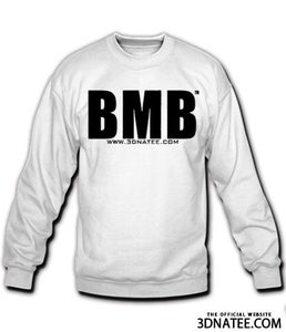 Image of BUSINESS MINDED BOSSES™ Sweatshirt (WHITE)