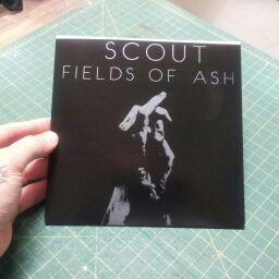 Image of Scout - Fields of Ash, NYE test pressing