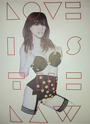 Image of Love is the Law Magazine Issue 3