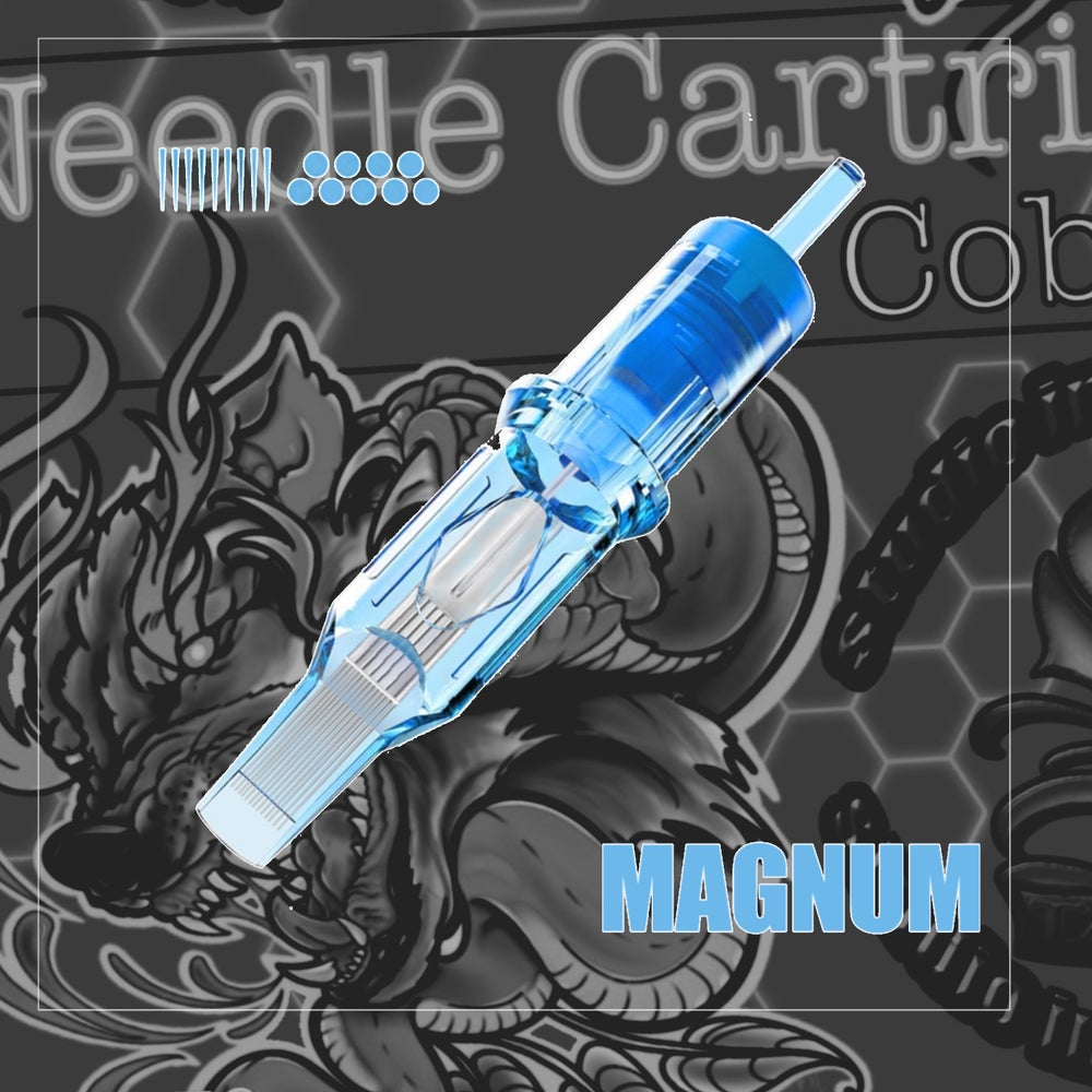 Image of COBALT #12  STRAIGHT MAGS