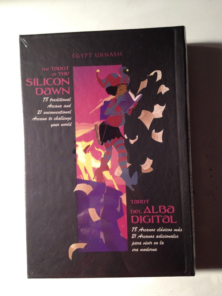 Image of The Tarot of the Silicon Dawn
