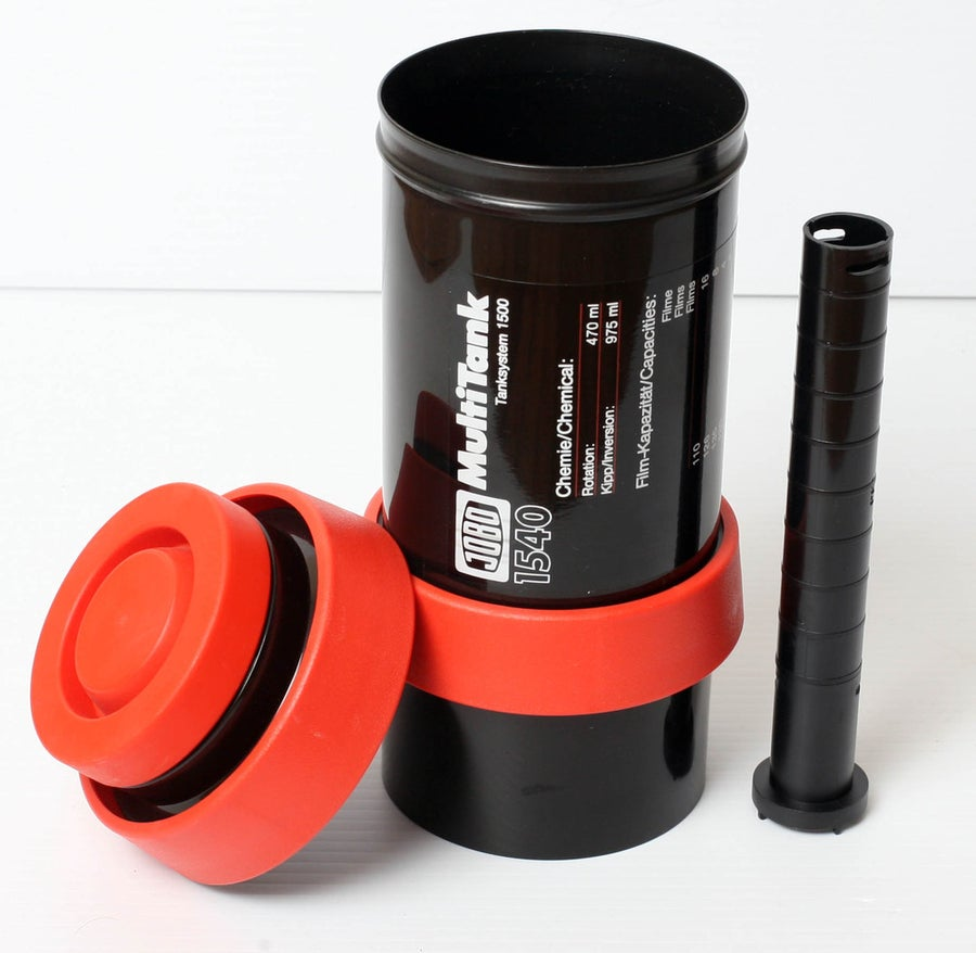 Image of Jobo 1540 UniTank (for 35mm, 120 + 220 film)