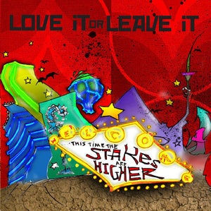 Image of This Time The Stakes Are Higher - EP