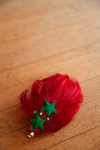 Image of Large Feather Clip - choice of 3